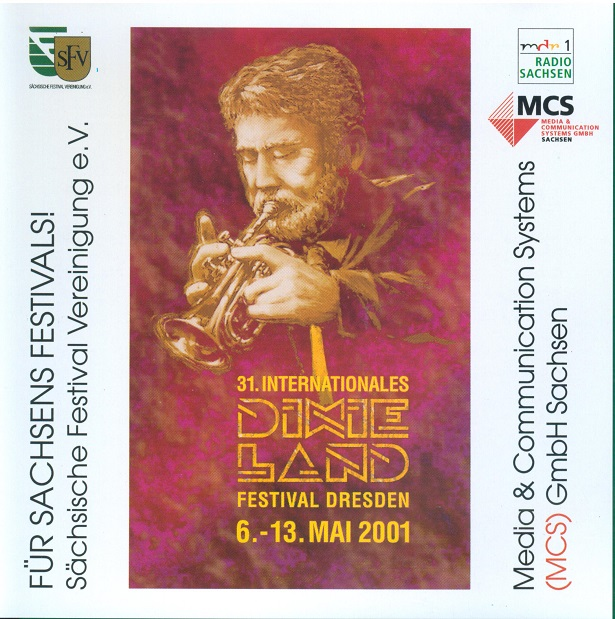 CD - Dresden 2001