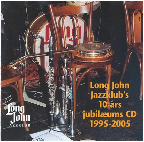 CD - Long John - hvid kant