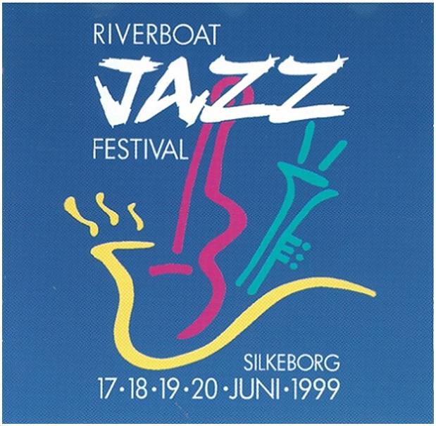 CD - Riverboat 1999 hvid kant