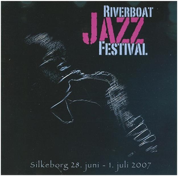 CD - Riverboat 2007 hvid kant