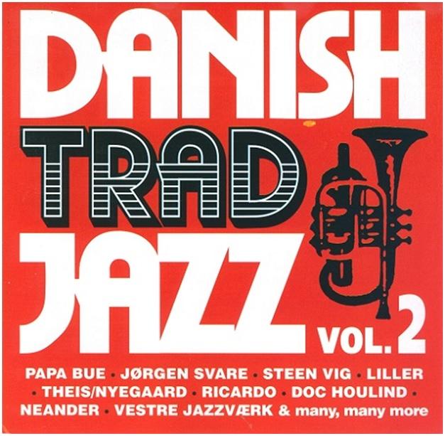 CD - Trad Jazz vol. 2 hvid kant