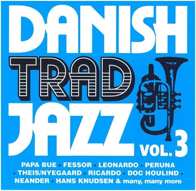 CD - Trad Jazz vol. 3 hvid kant