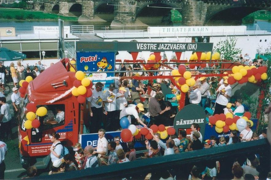 Dresden 2001