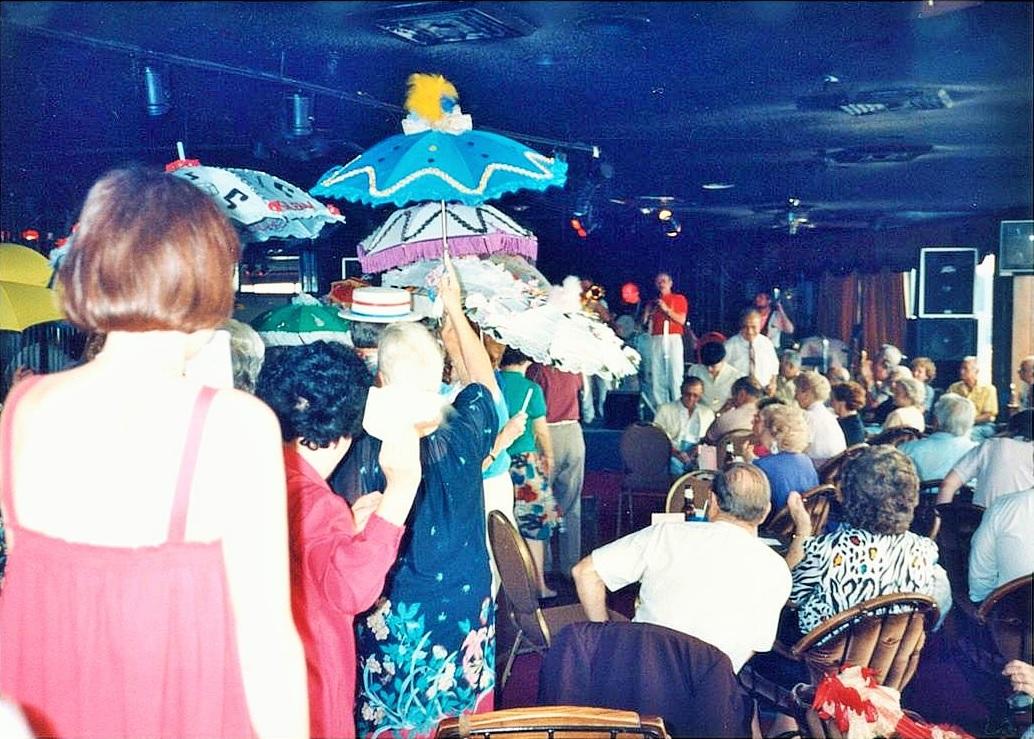 New Orleans Jazzclub 1989